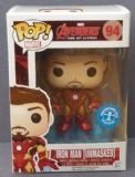 Avengers 2: Age of Ultron Iron Man Unmasked Exclusive Pop! Vinyl Figure
